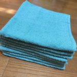 バスタオルは薄ければ薄いほどいい